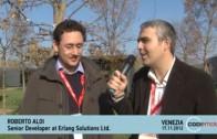 Codemotion 2012 – Intervista a Roberto Aloi, Senior developer di Erlang