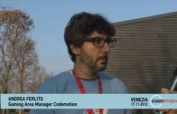 Codemotion 2012 – Videointervista ad Andrea Ferlito, Gaming Area Manager e Co-Founder di Codemotion