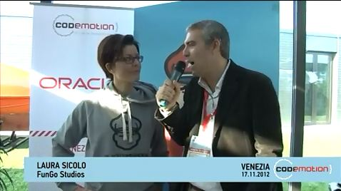 Codemotion 2012 – Videointervista a Laura Sicolo, Communication Manager di Placecommander