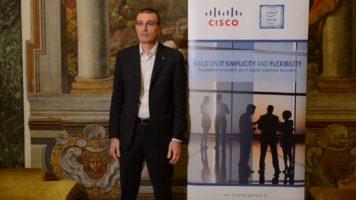 Videointervista ad Alberto Degradi, Architectural Leader – Cisco