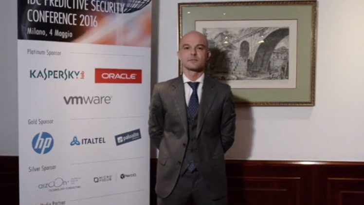 Videointervista a Emanuele Ratti, Systems Country Leader – Oracle Italia