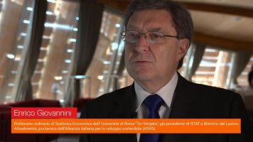 SiamoForty: intervista a Enrico Giovannini
