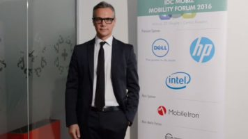 Videointervista a Giampiero Savorelli, Personal Systems Business Director, HP Italy