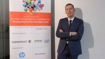 Videointervista ad Andrea Luiselli, Enterprise Technology Specialist, Intel Italia