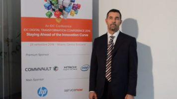 Videointervista a Claudio Sandri, Country Manager, ServiceNow