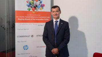 Videointervista a Luca Motta, Print Business Group Director, HP Italy