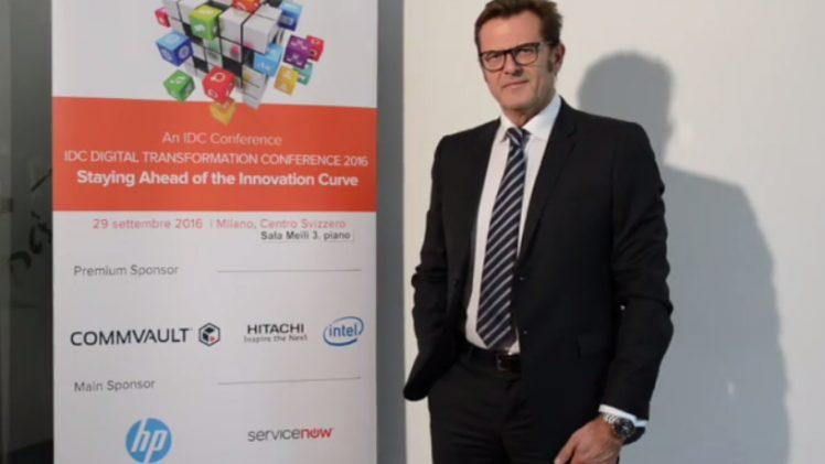 Videointervista a Marco Tesini, Country Manager, Hitachi Data Systems Italia