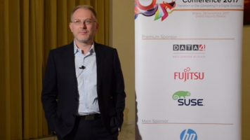 Videointervista a Massimiliano Ferrini, Head of Product Business di Fujitsu Italia