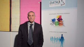 Videointervista a Domenico Pezzolla, Amministratore Delegato di Data3 Informatica e Organizzazione