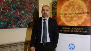 Videointervista a Davide Di Scioscio, Printing Category Manager di HP Italia