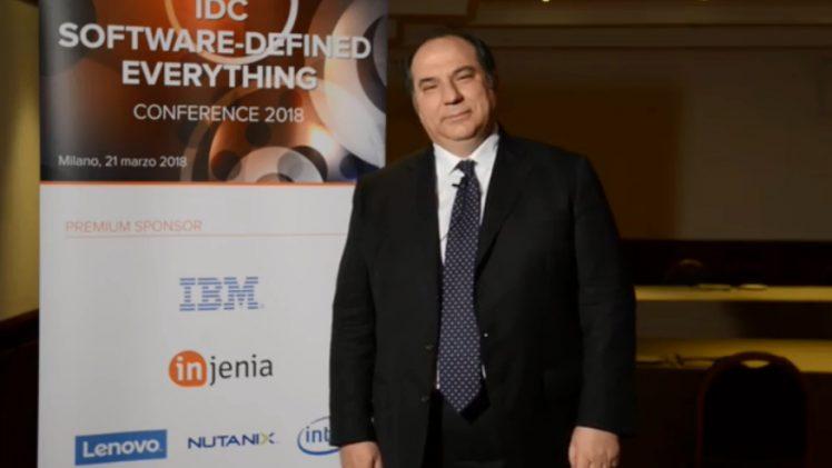 Videointervista ad Alessandro De Bartolo, Country General Manager del Lenovo Data Center Group Italia