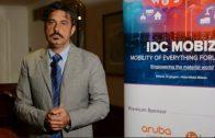 Videointervista a Stefano Terfani, Systems Engineer Aruba Hewlett Packard Enterprise Company