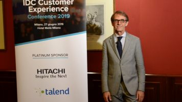 Videointervista ad Antongiulio Donà, Vice President Sales Italy, Talend